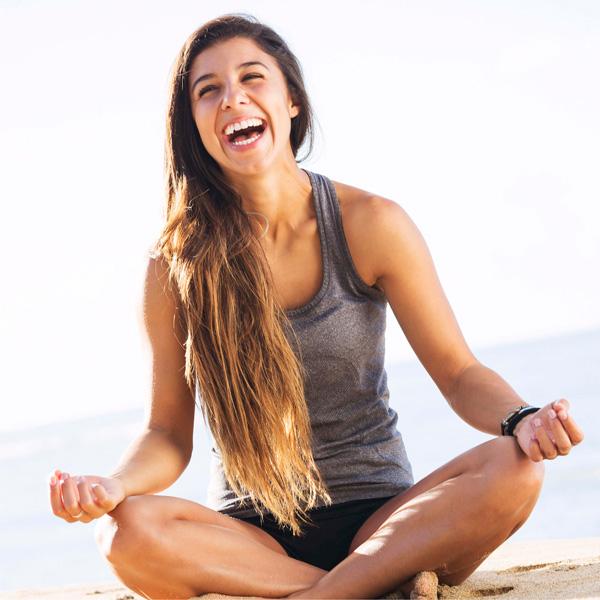 йога стресс