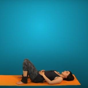 йога дыхание животом