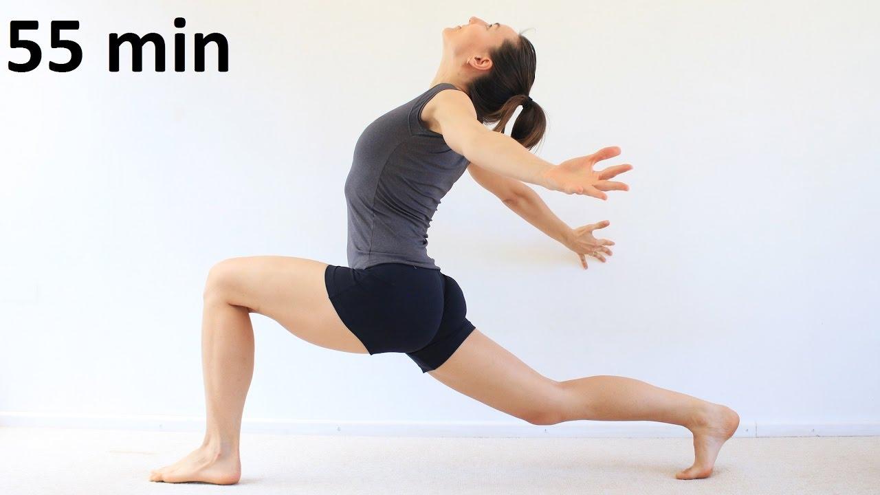 Йога для похудения в домашних условиях 11