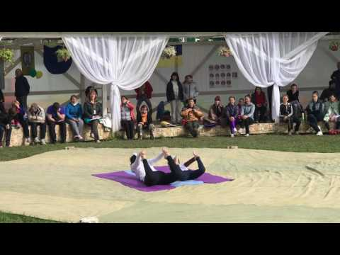семейная йога фестиваль Тула