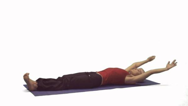 йога гипертония