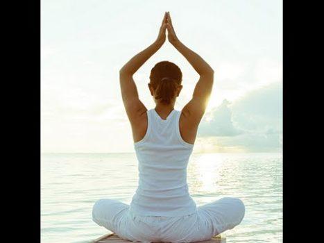 Практика йоги для женщин в 1-ю фазу цикл