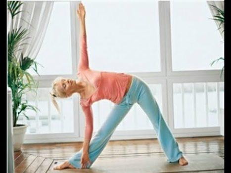 Занятие для начинающих. Основы травмобезопасности в йоге