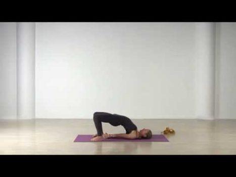 Базовый комплекс хатха-йоги с Александрой Грачевой