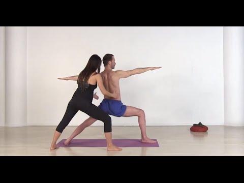 Укрепление позвоночника и выравнивание тела (Аштанга-виньяса йога)