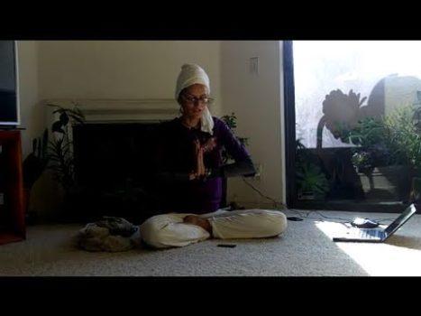 Йога Live Часть 5 (Медитация)