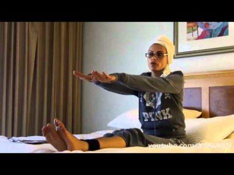 Йога В Номере 2 (Постельная Йога)