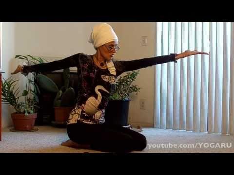 Йога Для Ауры И Сна 1