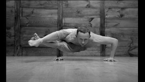 йога стретчинг