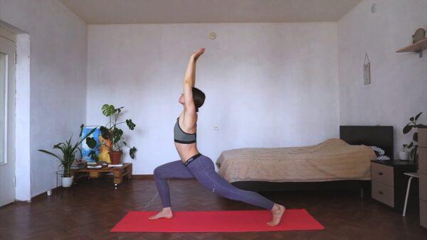 йога самоизоляция