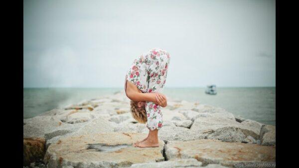 йога массаж триггерные точки
