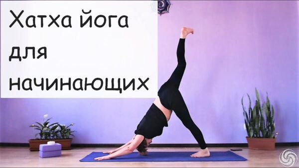 Хатха йога. Уровень начинающих