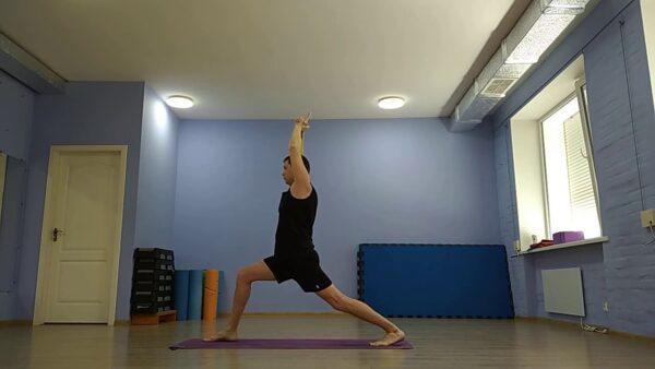 сурья намаскар хатха йога