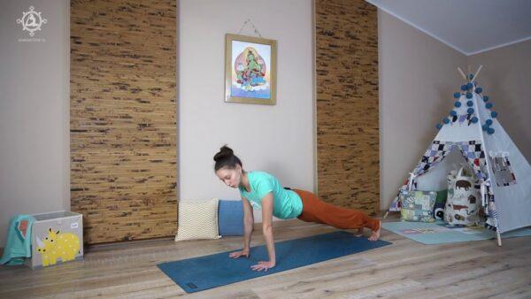 йога для детей штукатурова