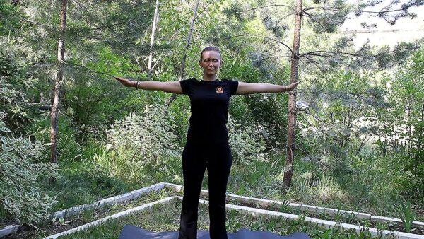 ежедневная йога