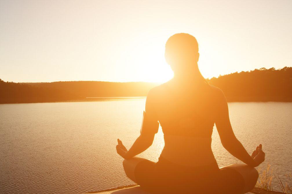 урок медитации онлайн