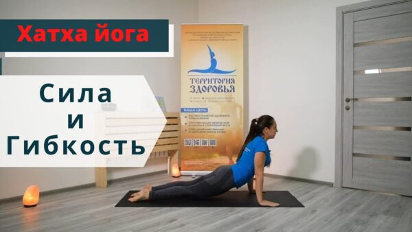 хатха йога гибкость