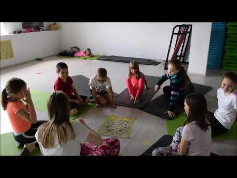 йога для детей игра