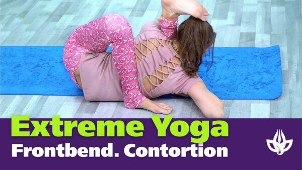 Экстримальная йога