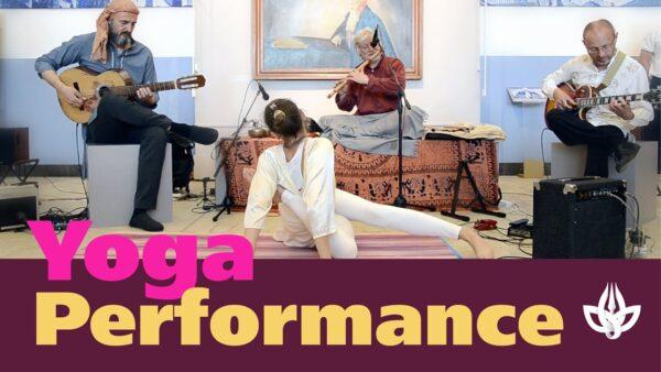 музыка и йога