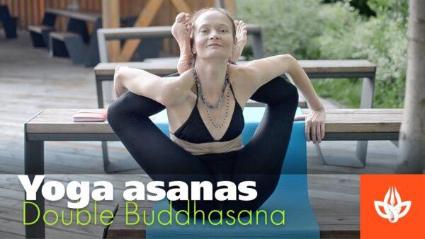 Double Buddhasana