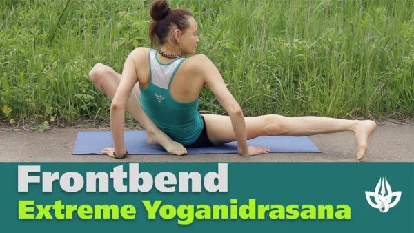 йога экстрим