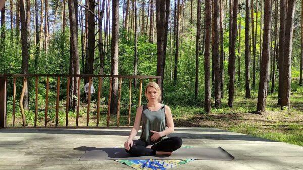 йога пранаяма дыхание